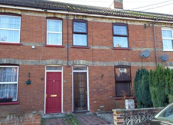 Thumbnail 3 bed terraced house for sale in Grimsey Road, Leiston, Suffolk