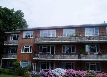 Thumbnail 1 Bed Flat To Rent In West Cliff Road Bournemouth