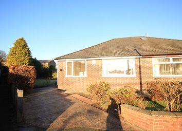 Thumbnail 2 bed bungalow for sale in Newquay Avenue, Bolton