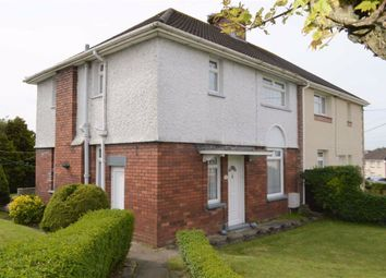 Thumbnail 3 bedroom semi-detached house for sale in Brynllwchwr Road, Swansea