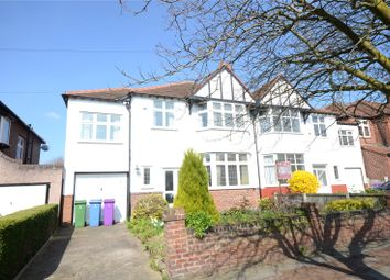 Thumbnail 4 bed semi-detached house for sale in Holmefield Road, Aigburth, Liverpool