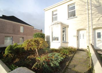Thumbnail 3 bed end terrace house for sale in Normandy Way, Plymouth
