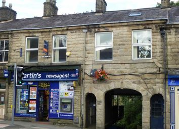 Thumbnail 2 bedroom flat to rent in Market Street, Whaley Bridge, High Peak