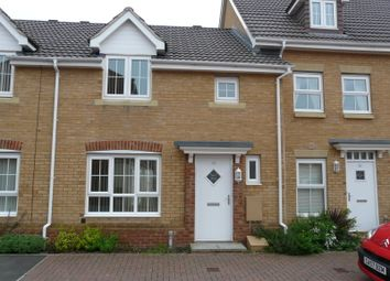 Thumbnail 3 bed terraced house to rent in Small Meadow Court, Park View, Caerphilly