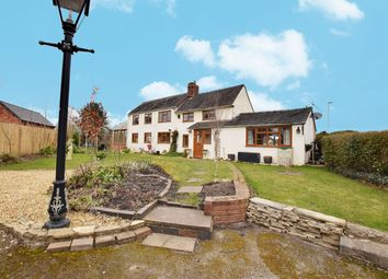 Thumbnail 2 bed link-detached house for sale in Thimble Cottage, Uttoxeter Road, Hill Ridware, Rugeley, Staffordshire