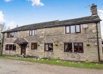 Thumbnail 4 bed detached house for sale in Woodseats Lane, Charlesworth, Glossop