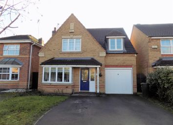 Thumbnail 4 bedroom detached house for sale in Angelica Court, Bingham, Nottingham