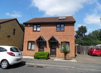 Thumbnail 2 bed semi-detached house to rent in Mansard Close, Hornchurch, Essex