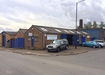 Thumbnail Light industrial for sale in R & E Arnett, Kelham Street, Doncaster