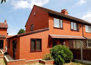 Thumbnail 4 bedroom semi-detached house for sale in Studholme Avenue, Penwortham, Preston