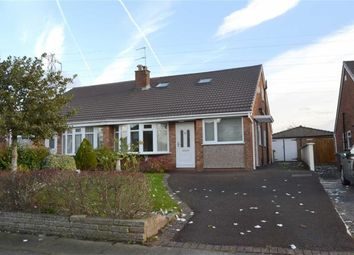 Thumbnail 4 bed semi-detached bungalow for sale in Athol Drive, Eastham, Wirral