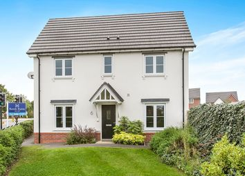 Thumbnail 3 bed semi-detached house for sale in Medway Walk, Holmes Chapel, Cheshire