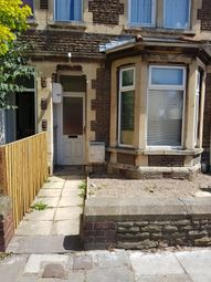 Thumbnail 1 bedroom flat to rent in Moorland Road, Cardiff