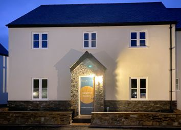 Thumbnail 4 bed semi-detached house for sale in Higman Close, Mary Tavy, Tavistock