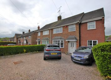 Thumbnail 4 bed semi-detached house for sale in Ridgway Drive, Blythe Bridge, Stoke-On-Trent