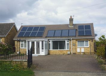 Thumbnail 4 bed bungalow for sale in Lincoln Road, Metheringham, Lincoln