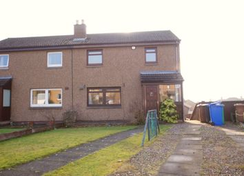Thumbnail 3 bed semi-detached house to rent in Myreside Gardens, Kennoway, Leven