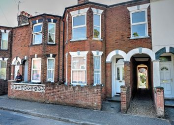 Thumbnail 4 bed terraced house for sale in Palmer Road, Gorleston