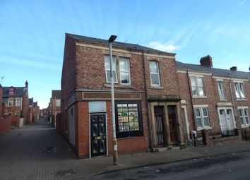 Thumbnail 3 bed flat for sale in Windsor Avenue, Gateshead