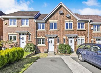 Thumbnail 2 bed terraced house for sale in Beechwood Close, Sacriston, Durham