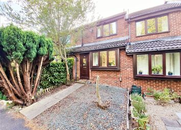 Thumbnail 2 bed terraced house for sale in The Chase, Fareham