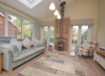 Thumbnail 4 bed detached house for sale in Costessey, Norwich