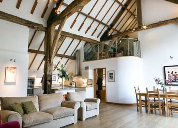 Thumbnail 4 bed property to rent in Tithe Barn Cottage, Station Lane, Thorner, Leeds