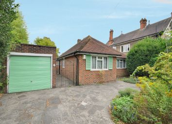 Thumbnail 3 bed detached bungalow for sale in Southborough Road, Bickley, Bromley