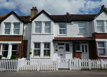 Thumbnail 2 bed terraced house for sale in Bernard Road, Wallington