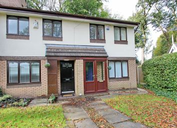 3 bed terraced house to rent in Crescent Avenue, Prestwich, Manchester M25