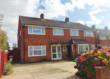 Thumbnail 3 bed semi-detached house for sale in North Road, Three Bridges, Crawley