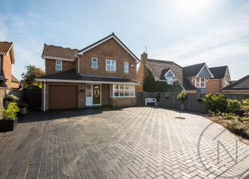 Thumbnail 4 bed detached house for sale in Hamilton Drive, Darlington