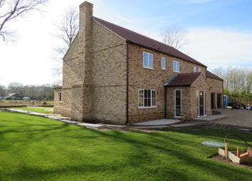 Thumbnail 5 bed detached house for sale in Pentney Lane, Pentney, King's Lynn