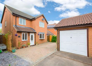Thumbnail 3 bed detached house for sale in Beardsley Gardens, Barton Seagrave, Kettering