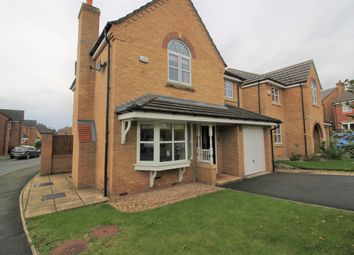 Thumbnail 4 bed detached house for sale in Gadbrook Grove, Atherton, Manchester