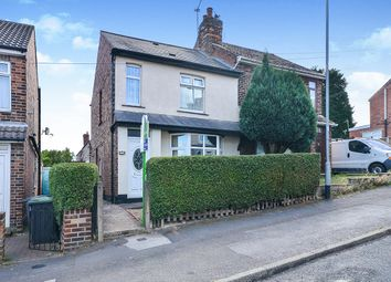 Thumbnail 3 bed semi-detached house for sale in Lynncroft, Nottingham