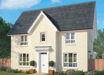 Thumbnail 4 bed detached house for sale in Falkirk Road, Bonnybridge, Stirlingshire