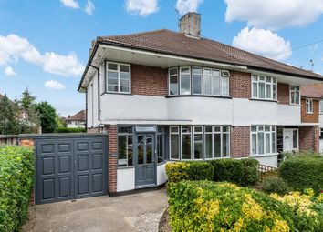 Thumbnail 3 bed semi-detached house for sale in Acacia Close, Petts Wood, Orpington