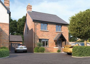 Thumbnail 3 bed detached house for sale in The Appleyard, Mountsorrel Lane, Rothley