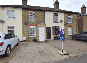 Thumbnail 2 bed terraced house for sale in Brentwood Road, Romford