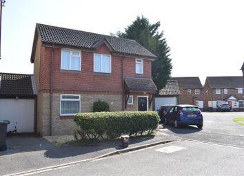 Thumbnail Detached house for sale in Gadsden Close, Cranfield, Bedford