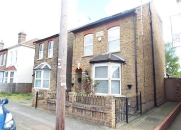 Thumbnail 3 bed detached house for sale in Romford, Essex, England
