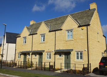 Thumbnail 2 bed semi-detached house for sale in Quercus Road, Tetbury