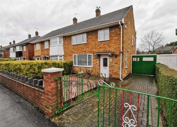 Thumbnail 3 bed semi-detached house for sale in Ferndale Road, Thurmaston, Leicester