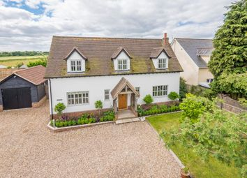 Thumbnail 4 bedroom detached house for sale in Craigs Lane, Mount Bures, Bures
