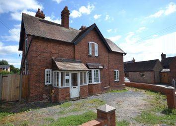 Thumbnail Semi-detached house for sale in Newnham Bridge, Tenbury Wells
