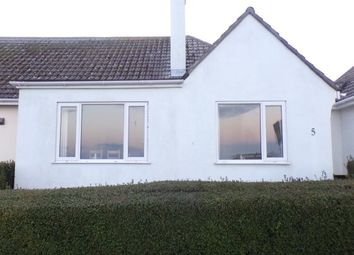Thumbnail 2 bed bungalow to rent in Pentillie, Mevagissey, St. Austell