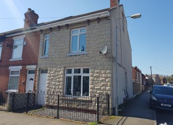 Thumbnail 4 bed end terrace house for sale in Park Street, Kirkby-In-Ashfield, Nottingham