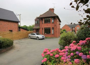 Thumbnail 3 bed detached house for sale in Caverswall Road, Blythe Bridge, Stoke-On-Trent