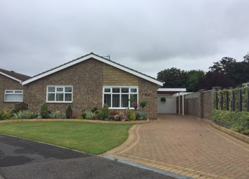 Thumbnail 3 bedroom bungalow to rent in Valence Road, Orton Waterville
